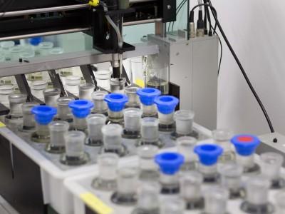 Automate pour la détermination de la DBO, Demande Biochimique en Oxygène qui est un indice de pollution de l'eau
