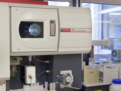 Analyse de métaux par technique ICP-AES